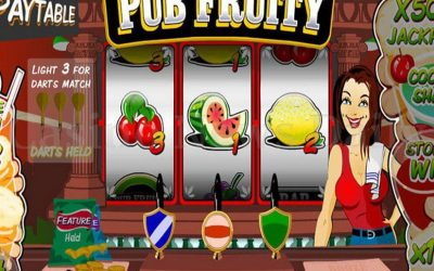 Pub Fruity Slot With More Money